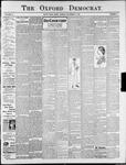 Oxford Democrat : Vol. 68. No.45 October 29,1901