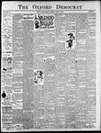 The Oxford Democrat : Vol. 68. No.53 - December 31,1901