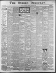 The Oxford Democrat : Vol. 69. No.1 - January 07,1902