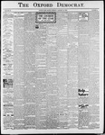The Oxford Democrat : Vol. 69. No.2 - January 14,1902