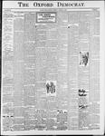 Oxford Democrat : Vol. 69. No.9 - March 04,1902