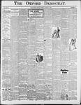 The Oxford Democrat : Vol. 69. No.10 - March 11,1902