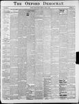 Oxford Democrat : Vol. 69. No.13 - April 01,1902