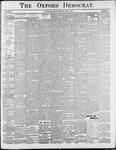 Oxford Democrat : Vol. 69. No.14 - April 08,1902