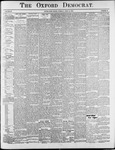 Oxford Democrat : Vol. 69. No.15 - April 15,1902