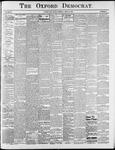 Oxford Democrat : Vol. 69. No.17 - April 29,1902