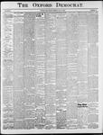 Oxford Democrat : Vol. 69. No.18 - May 06,1902