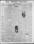 Oxford Democrat : Vol. 69. No.19 - May 13,1902