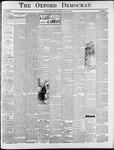 Oxford Democrat : Vol. 69. No.20 - May 20,1902