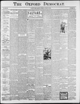 Oxford Democrat : Vol. 69. No.23 - June 10,1902