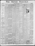 The Oxford Democrat : Vol. 69. No.26 - July 01,1902