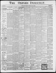 Oxford Democrat : Vol. 69. No.29 - July 22,1902