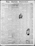 Oxford Democrat : Vol. 69. No.32 - August 11,1902
