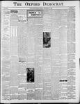 Oxford Democrat : Vol. 69. No.39 - September 30,1902
