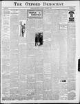 The Oxford Democrat : Vol. 69. No.40 - October 07,1902