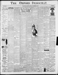 Oxford Democrat : Vol. 69. No.52 - December 30,1902