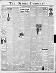 Oxford Democrat : Vol. 70. No.1 - January 06, 1903