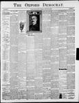 Oxford Democrat : Vol. 70. No.2 - January 13, 1903