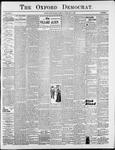 Oxford Democrat : Vol. 70. No.5 - February 03, 1903