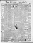 The Oxford Democrat : Vol. 70. No.5 - February 03, 1903