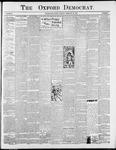 Oxford Democrat : Vol. 70. No.6 - February 10, 1903