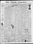 The Oxford Democrat : Vol. 70. No.10 - March 10, 1903