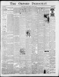 Oxford Democrat : Vol. 70. No.11 - March 17, 1903