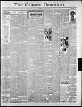 The Oxford Democrat : Vol. 70. No.22 - May 26, 1903