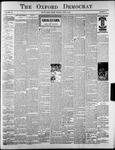The Oxford Democrat : Vol. 70. No.24 - June 09, 1903