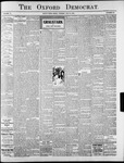 The Oxford Democrat : Vol. 70. No.28 - July 14, 1903