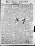 Oxford Democrat : Vol. 70. No.32 - August 11, 1903