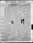 Oxford Democrat : Vol. 70. No.33 - August 18, 1903