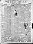 The Oxford Democrat : Vol. 70. No.39 - September 29, 1903