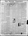 Oxford Democrat : Vol. 70. No.45 - November 10, 1903
