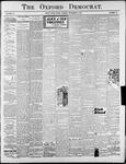 Oxford Democrat : Vol. 70. No.50 - December 15, 1903