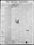 Oxford Democrat : Vol. 71. No.4 - January 26, 1904
