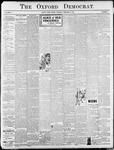 Oxford Democrat : Vol. 71. No.5 - February 02, 1904
