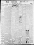 Oxford Democrat : Vol. 71. No.10- - March 08, 1904