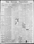 Oxford Democrat : Vol. 71. No.13 - March 29, 1904
