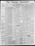 Oxford Democrat : Vol. 71. No.15 - April 12, 1904