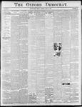 The Oxford Democrat : Vol. 71. No.16 - April 19, 1904