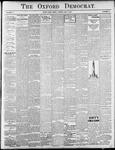 The Oxford Democrat : Vol. 71. No.19 - May 10, 1904