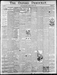 Oxford Democrat : Vol. 71. No.32 - August 09, 1904