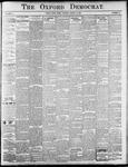 Oxford Democrat : Vol. 71. No.35 - August 30, 1904