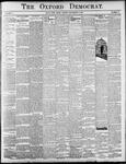Oxford Democrat : Vol. 71. No.37 - September 13, 1904