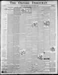 The Oxford Democrat : Vol. 71. No.39 - September 27, 1904