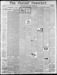 Oxford Democrat : Vol. 71. No.40 - October 04, 1904