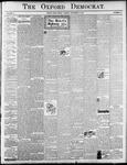 The Oxford Democrat : Vol. 71. No.45 - November 08, 1904