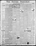 The Oxford Democrat : Vol. 71. No.46 - November 15, 1904