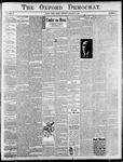 The Oxford Democrat : Vol. 72. No.2 - January 10, 1905